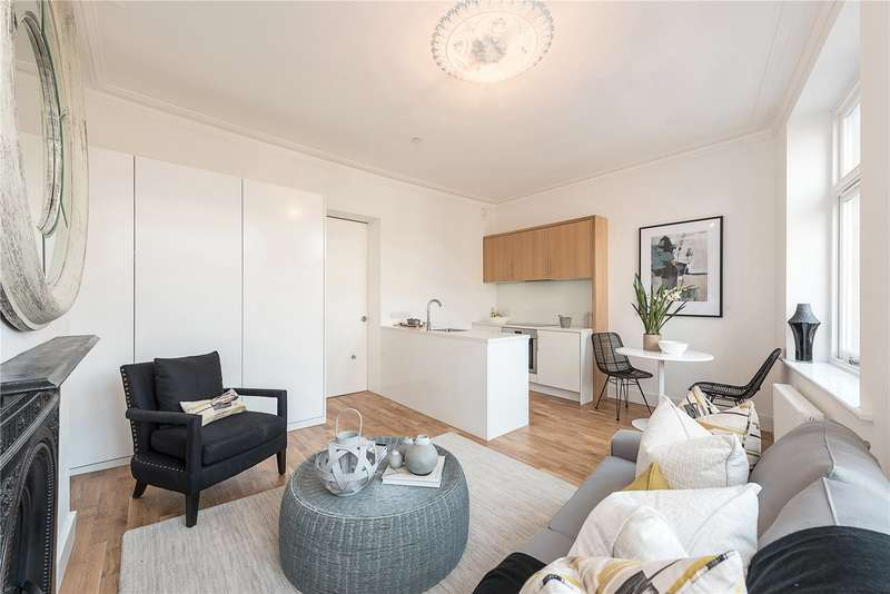 1 Bedroom Flat for sale in Bakers Passage, Hampstead, London, NW3