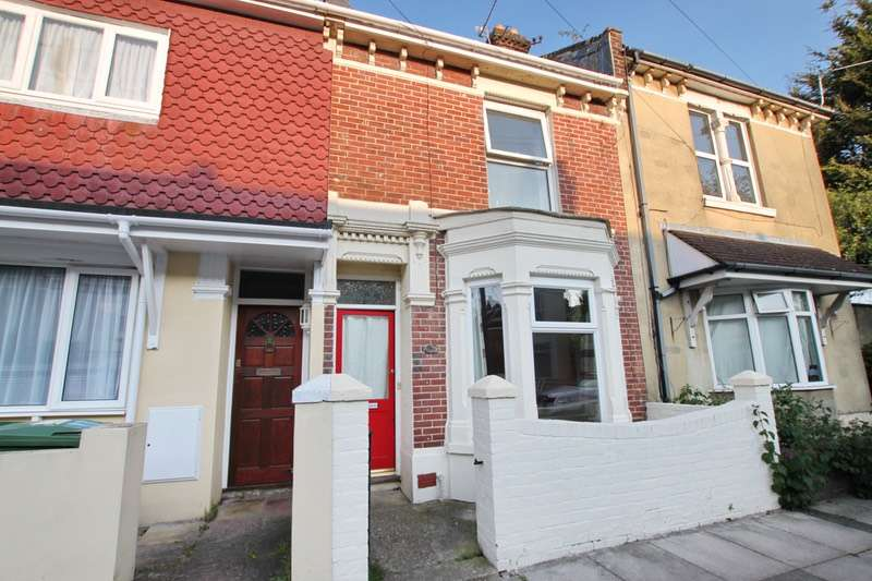 3 Bedrooms Terraced House for sale in highgate road, portsmouth, Hampshire, PO3