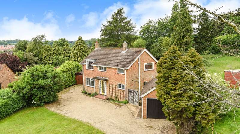 3 Bedrooms Detached House for sale in Park Lane, Kimpton, HITCHIN, SG4