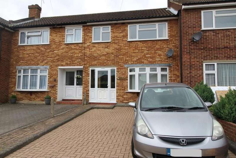 3 Bedrooms Terraced House for sale in Severn Drive, Upminster, Essex, RM14