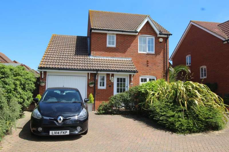 3 Bedrooms Detached House for sale in Bullockstone Road, Herne Bay, CT6