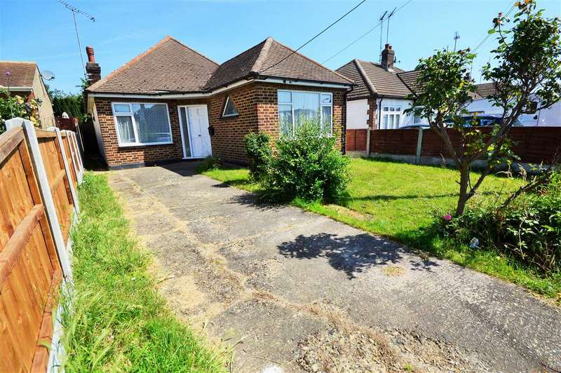 3 Bedrooms Detached Bungalow for sale in Athelstan Gardens, Wickford