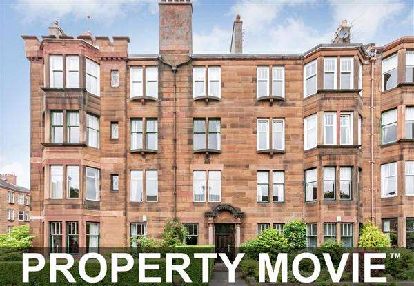2 Bedrooms Flat for sale in 0/1, 1 Naseby Avenue, Broomhill, Glasgow, G11 7JQ