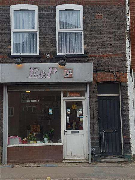 Shop Commercial for sale in Old Bedford Road, Luton