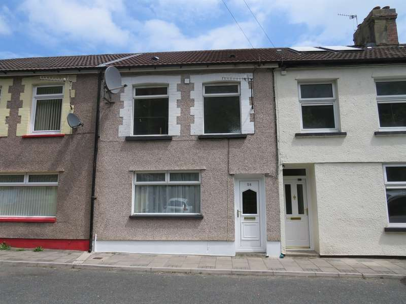 2 Bedrooms Terraced House for sale in School Street, Tirphil, New Tredegar