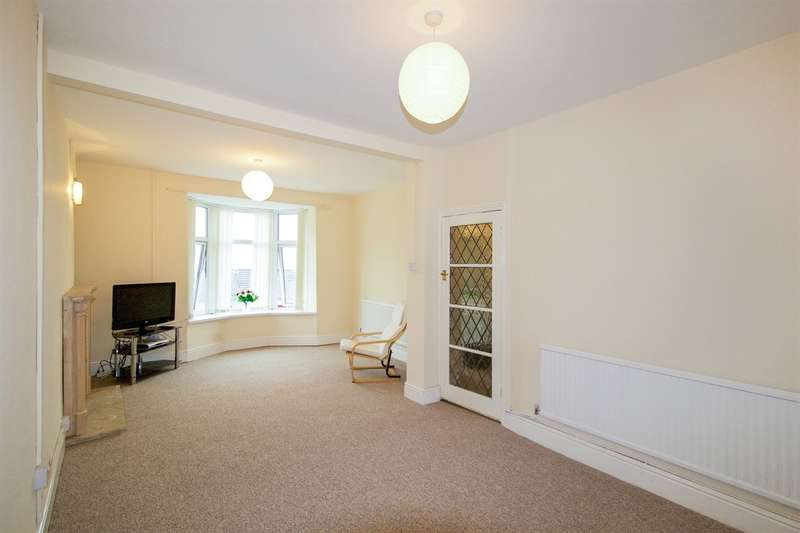 3 Bedrooms Semi Detached House for sale in Mount Pleasant, Blaengarw, Bridgend