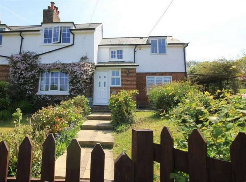 3 Bedrooms Semi Detached House for sale in Sprays Lane, SEDLESCOMBE, East Sussex