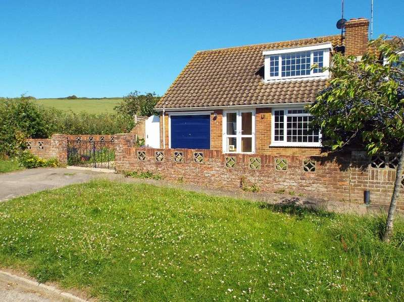 3 Bedrooms Semi Detached House for sale in Bannings Vale Saltdean East Sussex BN2