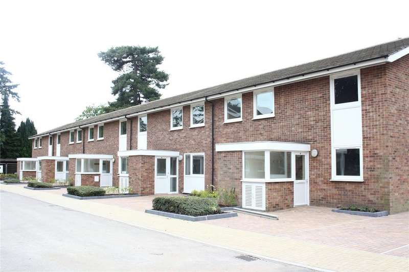 2 Bedrooms Flat for sale in Uplands Court, Upton Road, Norwich, NR4