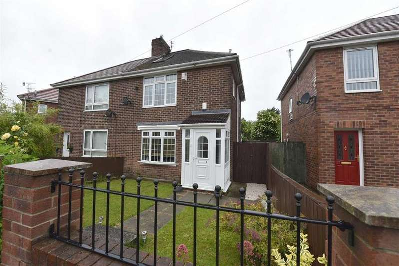 3 Bedrooms Semi Detached House for sale in Bill Quay