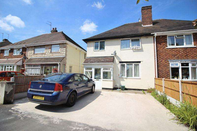 3 Bedrooms Semi Detached House for sale in Orchard Road, Wednesfield
