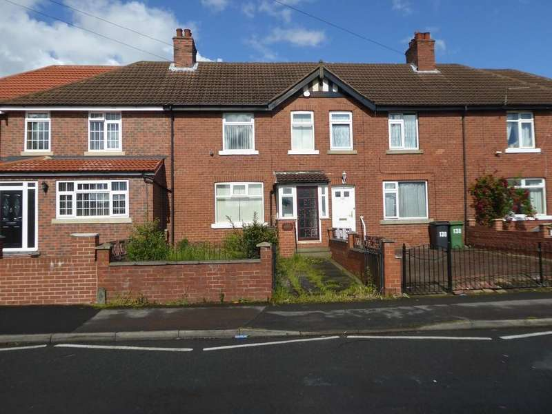 3 Bedrooms Terraced House for sale in Ravenshouse Road, Dewsbury