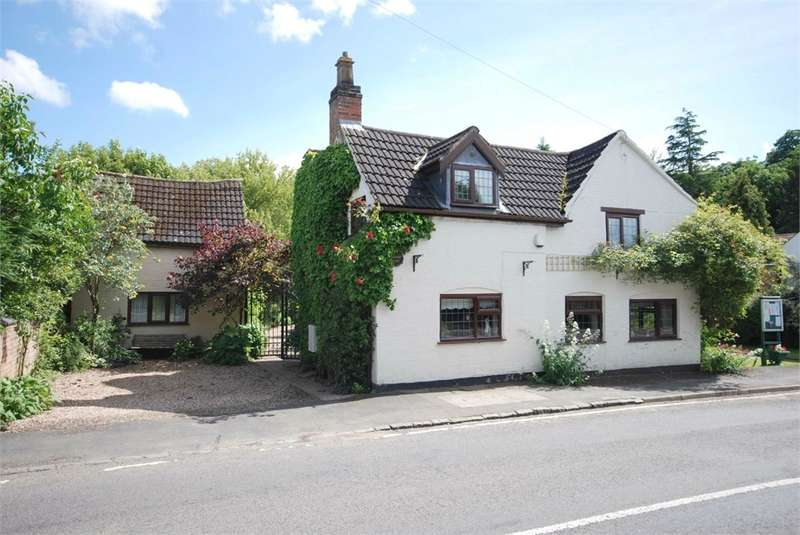 3 Bedrooms Detached House for sale in Main Street, Stretton under Fosse, RUGBY, Warwickshire