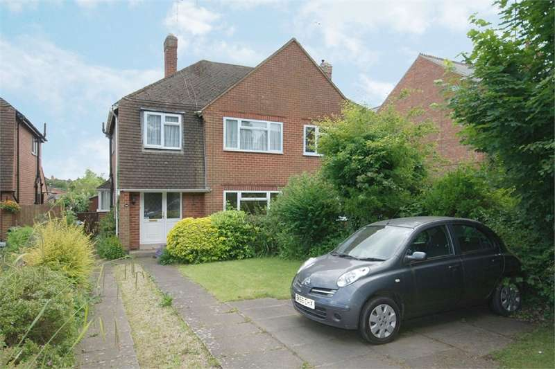 3 Bedrooms Semi Detached House for sale in Hillmorton Road, RUGBY, Warwickshire