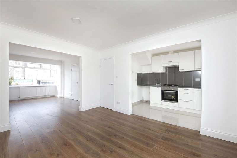 3 Bedrooms Terraced House for sale in Anerley Hill, Crystal Palace
