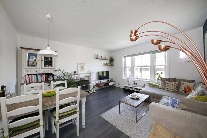 2 Bedrooms Apartment Flat for sale in Bromfield Court, 10 Oliver Grove, London