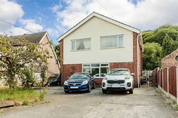 4 Bedrooms Detached House for sale in Coast Road, Mostyn, Holywell, Flintshire