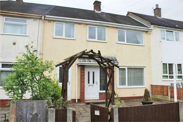 3 Bedrooms Terraced House for sale in Birkdale Drive, Ashton-on-Ribble, Preston, Lancashire