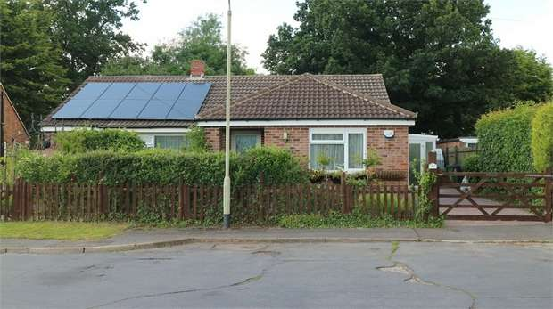 3 Bedrooms Detached Bungalow for sale in Northway, Thatcham, Berkshire