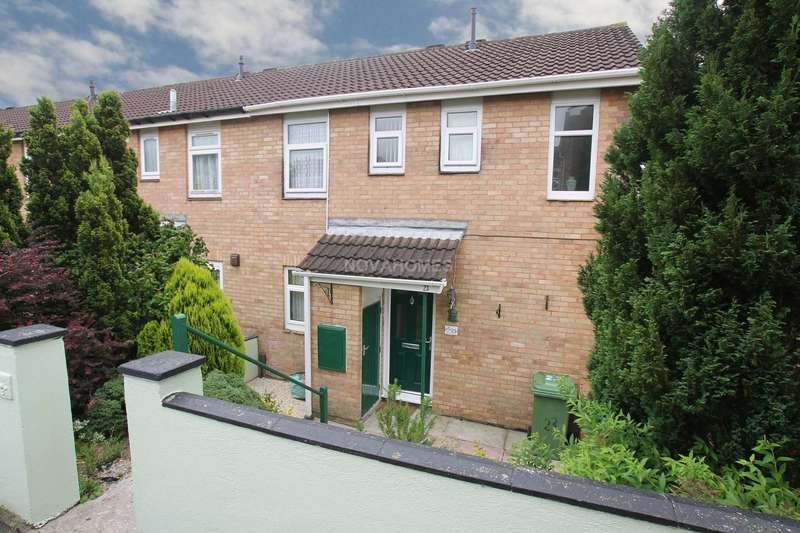 3 Bedrooms End Of Terrace House for sale in Penrith Close, Thornbury, PL6 8UY