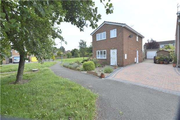 3 Bedrooms Detached House for sale in Tewkesbury Park, TEWKESBURY, Gloucestershire, GL20 5TY