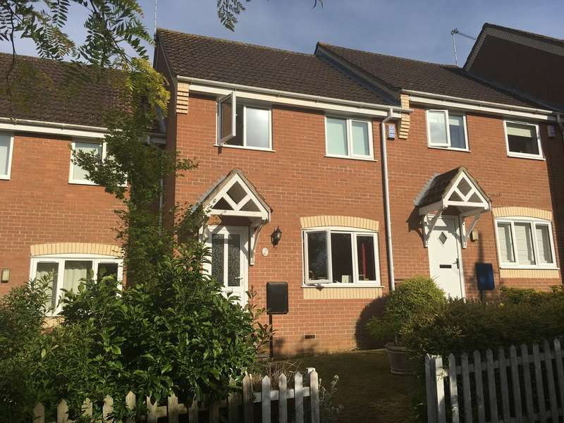 3 Bedrooms Terraced House for sale in Tungate Way, Horstead