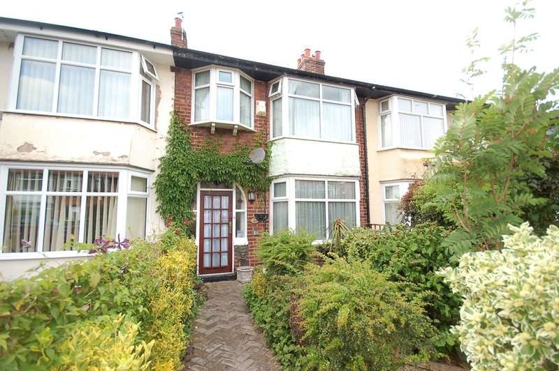 3 Bedrooms Terraced House for sale in Rosedale Avenue, Blackpool