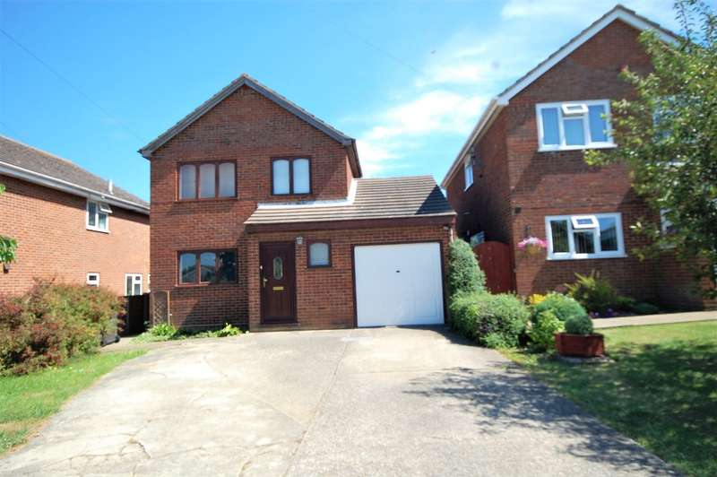 4 Bedrooms Detached House for sale in Hazlemere Road, Seasalter