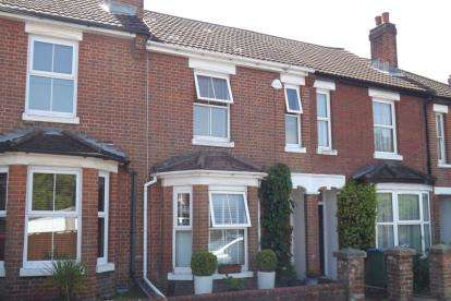 3 Bedrooms Terraced House for sale in Bassett, Southampton, Hampshire