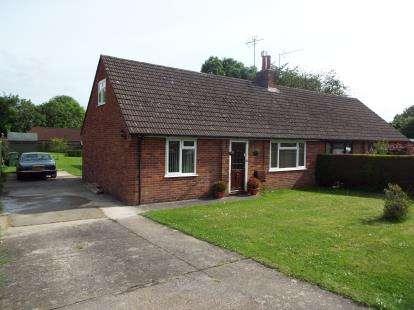 3 Bedrooms Bungalow for sale in Wincanton, Somerset