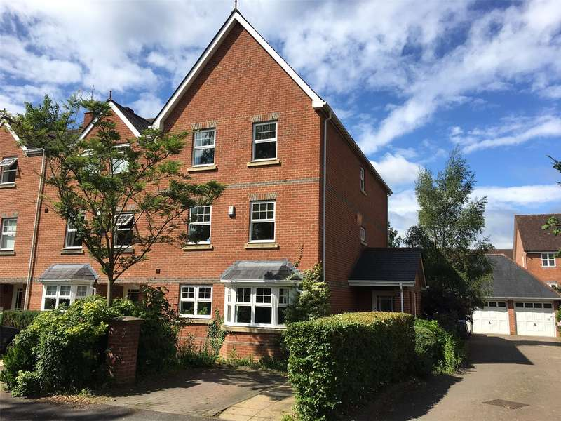 5 Bedrooms End Of Terrace House for sale in Hyde Place, Oxford, OX2