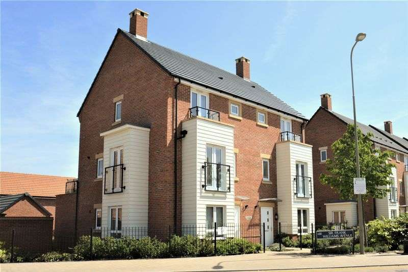 1 Bedroom Property for sale in Blackthorn Road, Didcot