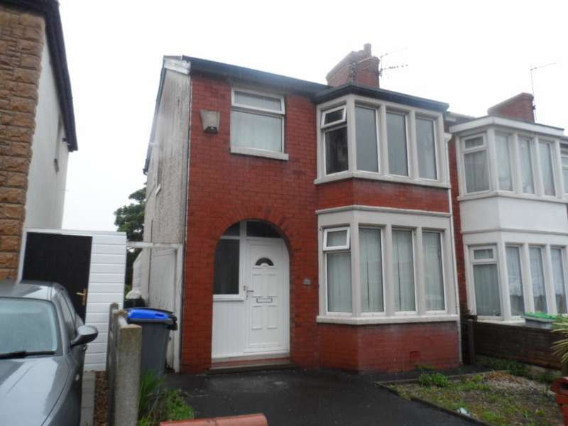 3 Bedrooms End Of Terrace House for sale in Ramsey Avenue, Blackpool, FY3 7AH