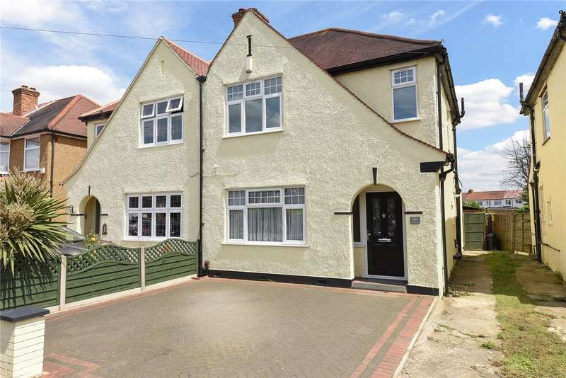 3 Bedrooms Semi Detached House for sale in Windsor Avenue, Hillingdon, Middlesex, UB10