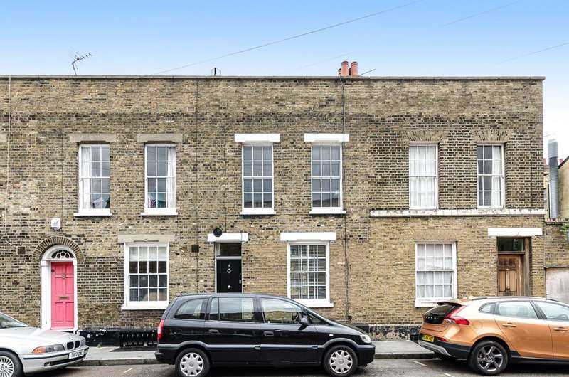 2 Bedrooms House for sale in Barnes Street, Limehouse, E14