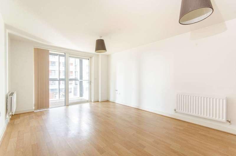 2 Bedrooms Flat for sale in Dalston Square, Dalston, E8