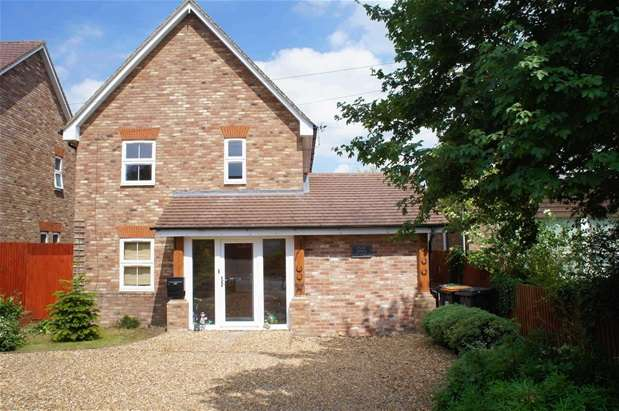 4 Bedrooms Detached House for sale in High Street, Little Staughton