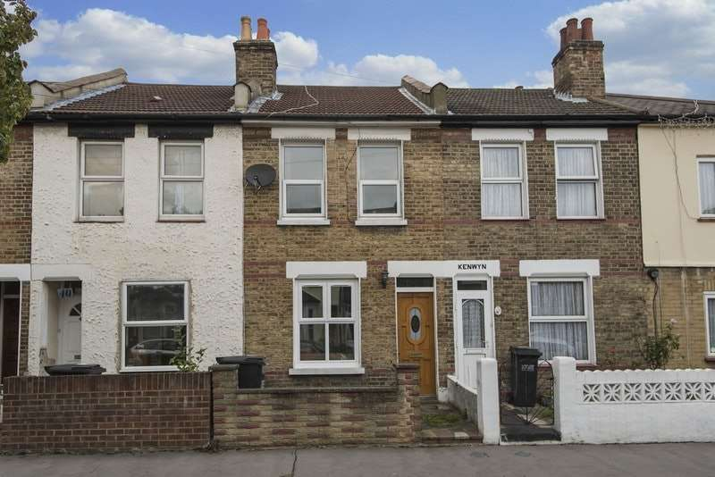 2 Bedrooms Terraced House for sale in Northbrook Road, Croydon, London, CR0