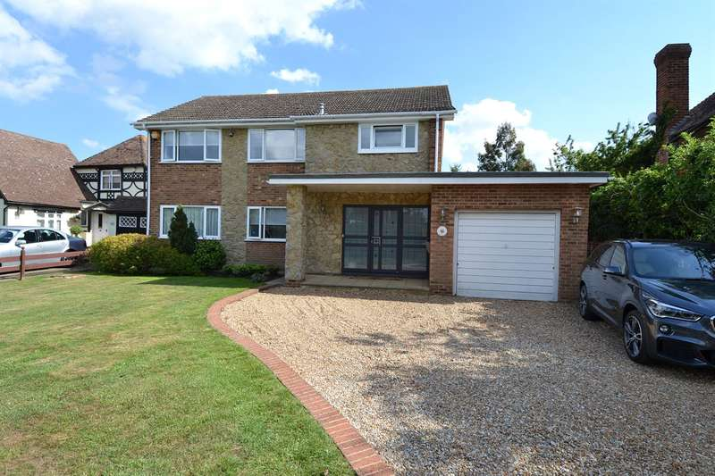 4 Bedrooms Detached House for sale in The Drive, Chestfield, Whitstable