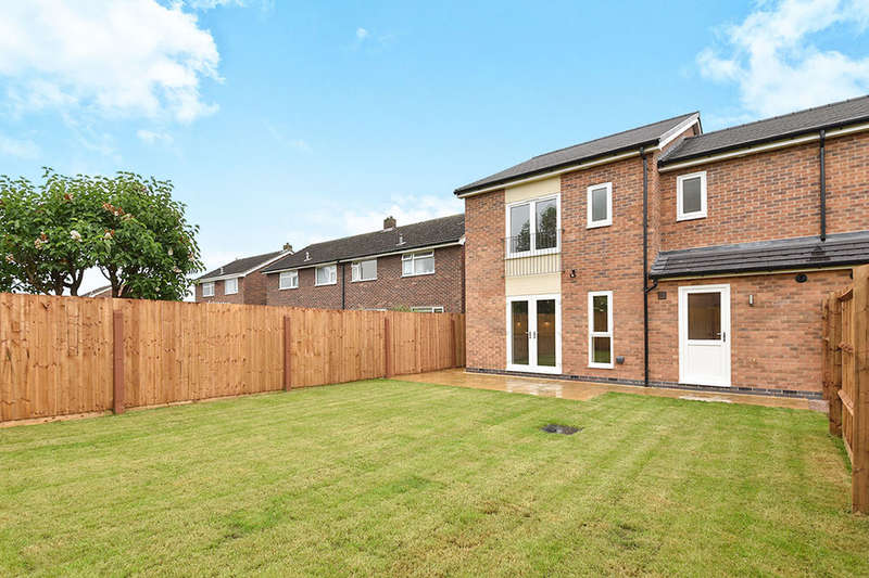4 Bedrooms Detached House for sale in Old Road, Branston, Burton-On-Trent, DE14