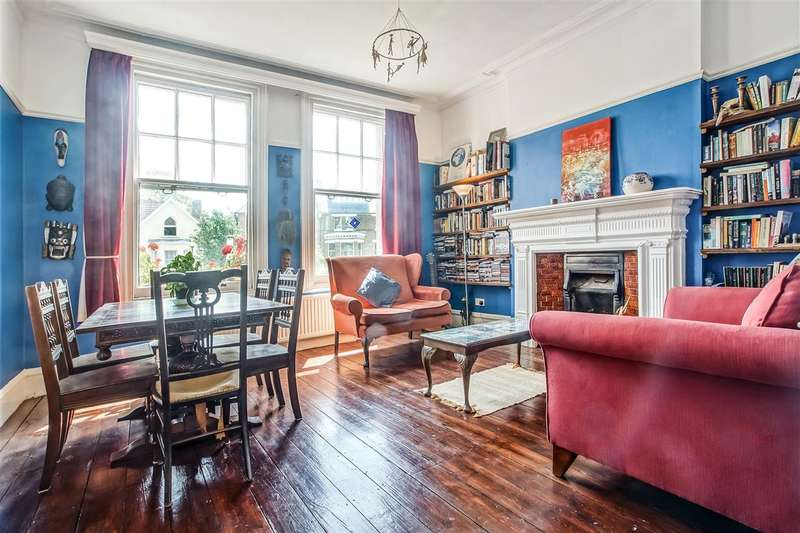 2 Bedrooms Flat for sale in Anson Road, London
