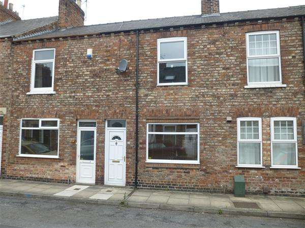 2 Bedrooms Terraced House for sale in Upper Newborough Street, York
