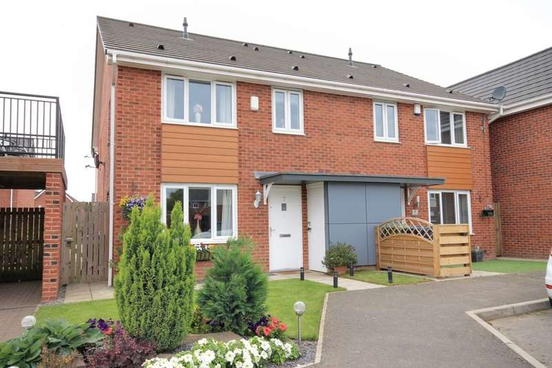 2 Bedrooms Property for sale in Rockingham Drive, Washington, NE38