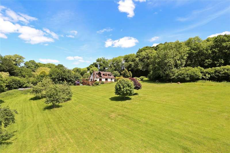 5 Bedrooms Detached House for sale in Wheatley Lane, Kingsley, Hampshire, GU35