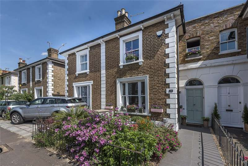 2 Bedrooms House for sale in Shaftesbury Road, Richmond, TW9