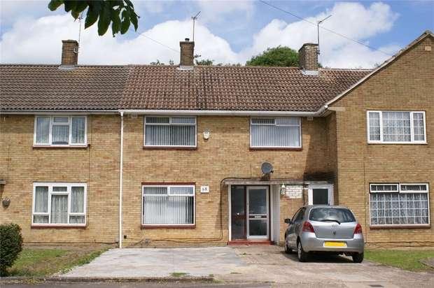 3 Bedrooms Terraced House for sale in Windmill Road, Adeyfield, Hemel Hempstead, Hertfordshire
