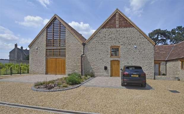5 Bedrooms Detached House for sale in Model Barn, Uplands Farm, Nr Burnett