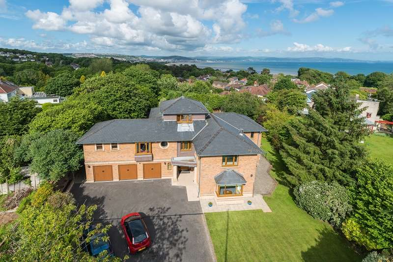 5 Bedrooms Detached House for sale in Long Acre , Mayals Road, Mumbles, Gower Peninsula, Swansea, City & County of Swansea. SA3 5HE