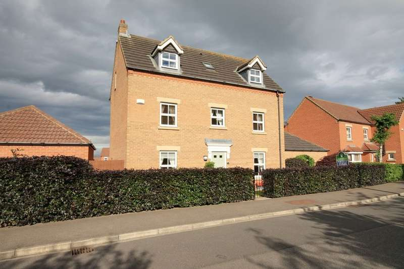 5 Bedrooms Detached House for sale in Bewicke View, Birtley, Chester Le Street, DH3