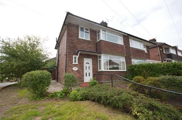 3 Bedrooms Semi Detached House for sale in Town Lane, Bebington, Merseyside
